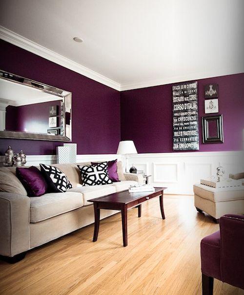 jak stosowac kolory we wnetrzu kolor fioletowy we wnętrzu inspiracje_21