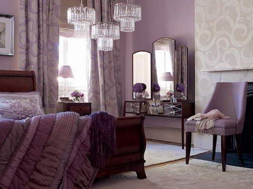 jak stosowac kolory we wnetrzu kolor fioletowy we wnętrzu inspiracje_32