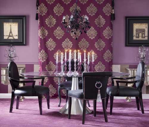 jak stosowac kolory we wnetrzu kolor fioletowy we wnętrzu inspiracje_8
