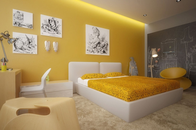 jak_stosować_kolory_we_wnętrzu_kolor_żółty_we_wnętrzu_żółte_wnętrze_sypialnia_2c