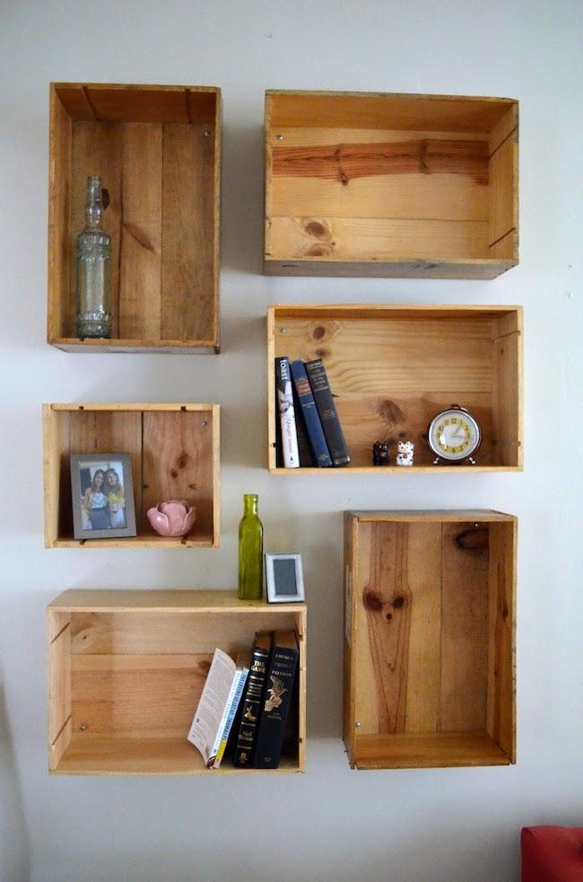 meble ze skrzynek drewnianych po owocach paczek po winie zr b to sam diy 4 architekt o. Black Bedroom Furniture Sets. Home Design Ideas