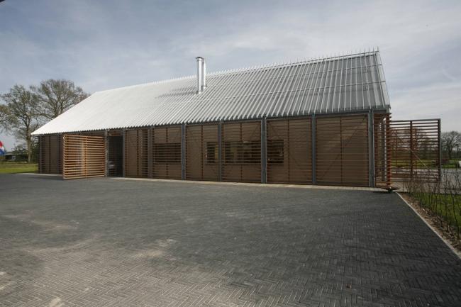 przebudowa stodoły na dom jak odbudowac stodołę konserwacja unikatowy dom 34