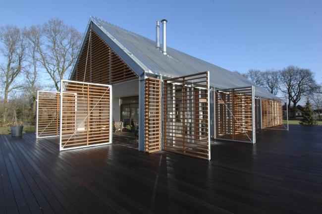 przebudowa stodoły na dom jak odbudowac stodołę konserwacja unikatowy dom 38
