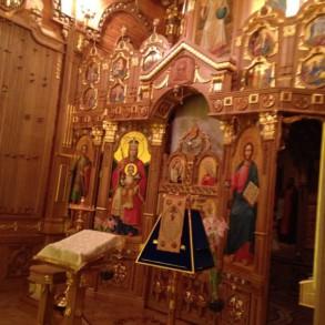 Janukowicz w willi miał również swoją prywatną kaplicę