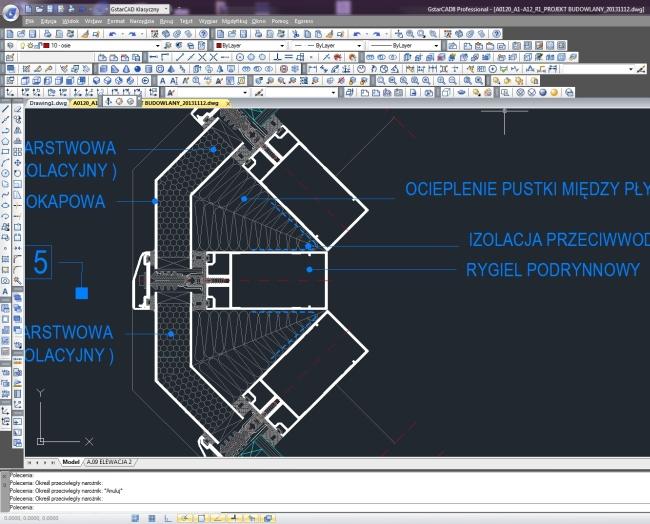 GStarCad-Alternatywa AutoCada dla architekta-moje odkrycie