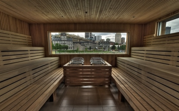 Spa wellness design ep 1 sucha sauna fi ska nowoczesna i for Decor hotel sucha beskidzka