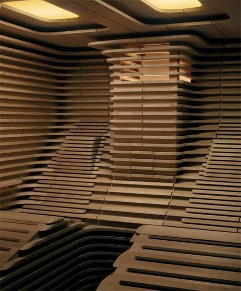 how to build a sauna heatre