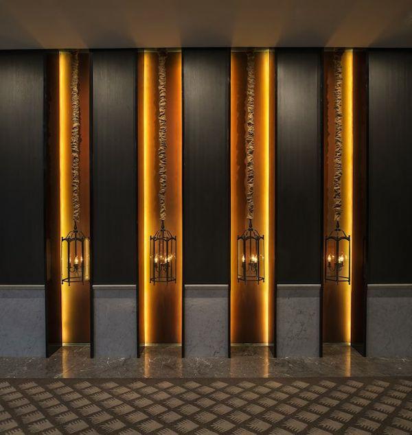 Hall korytarz przej cie jak zaprojektowa je z for Great hotels of the world luxury collection