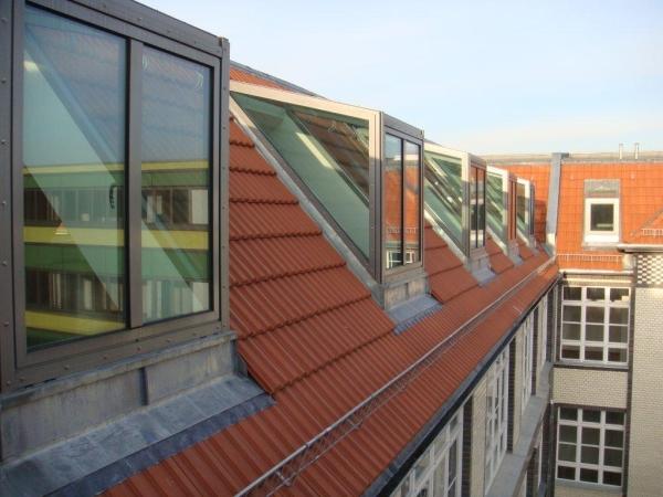 loft conversion ideas dormer - nowoczesna lukarna swietlik doswietle jaskółka gołębnik w