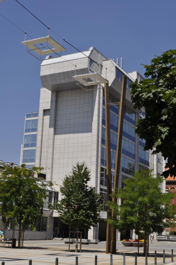 """Architektura """"w różnym wieku"""". Miałam wrażenie, że Mariboru ni opuściła żadna architektoniczna """"epoka"""""""