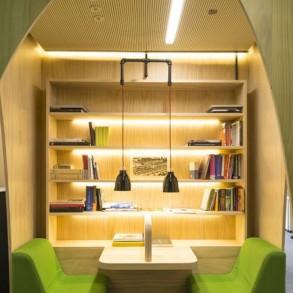 projektowanie wnętrz biurowych 7