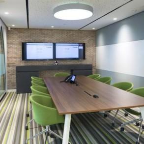 projektowanie wnętrz biurowych 1