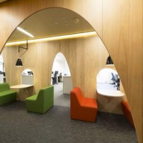 projektowanie wnętrz biurowych 5