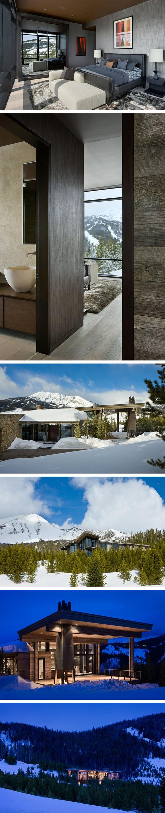 wspaniale-wille-drewniane-nowoczesne-domy-gorskie-lesne-dla-mysliwego-milosnika-lasu-przyrody-1