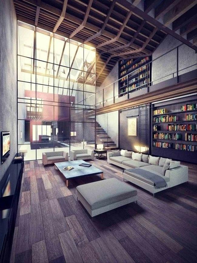 nowoczesne wnętrze