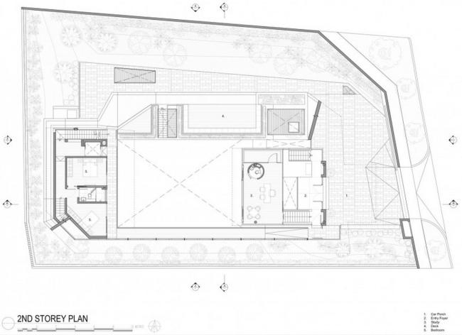 Wille marzeń ep 2z10 Luksusowy dom - Andrew Road Singapur-rzut01