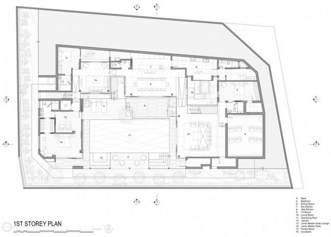 Wille marzeń ep 2z10 Luksusowy dom - Andrew Road Singapur-rzut02
