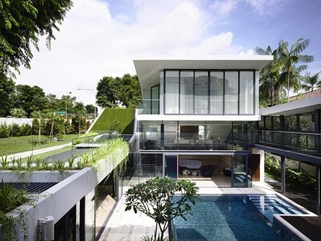 Wille marzeń ep 2z10 Luksusowy dom - Andrew Road Singapur03