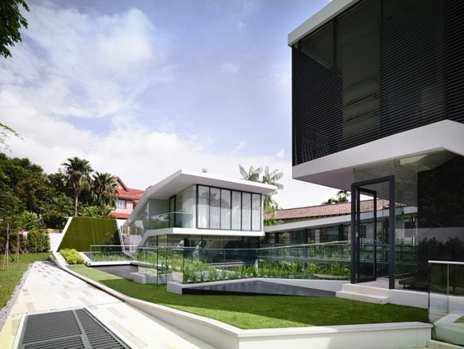 Wille marzeń ep 2z10 Luksusowy dom - Andrew Road Singapur04