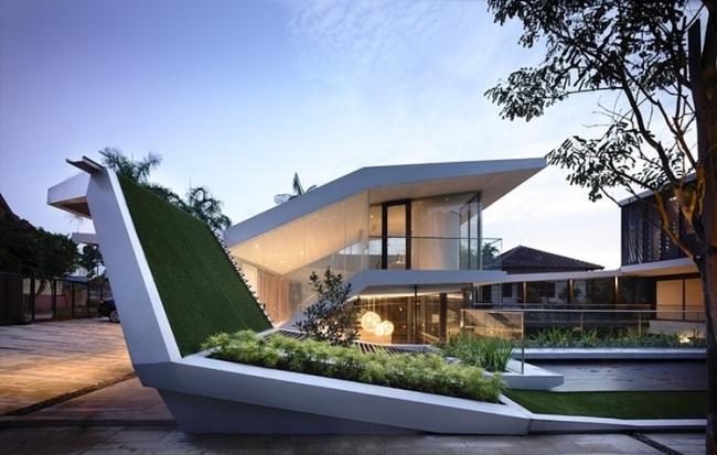 Wille marzeń ep 2z10 Luksusowy dom - Andrew Road Singapur17