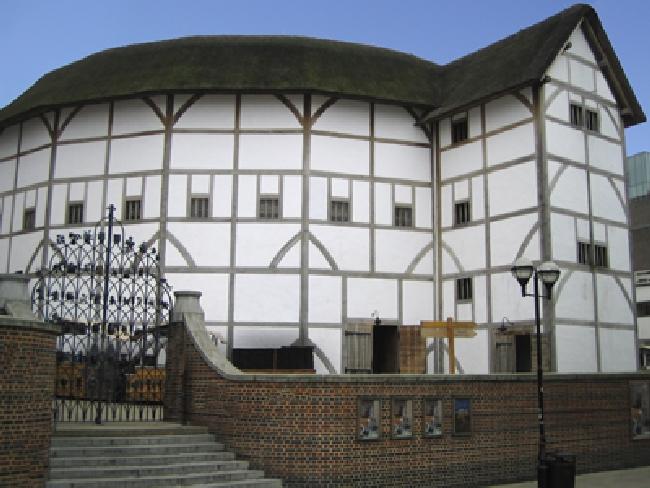 Teatr szekspirowski (elżbietański) - trochę histori-the globe02