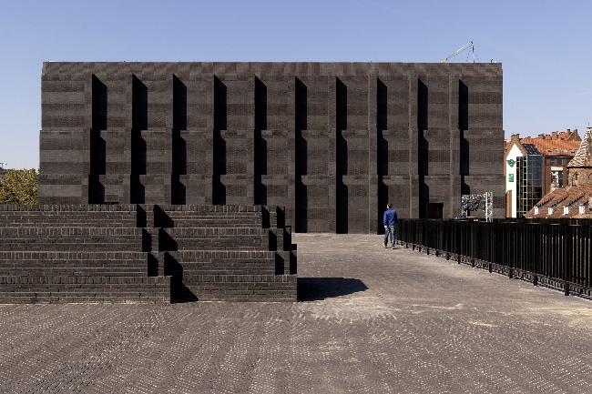 Teatr szekspirowski (elżbietański) - trochę historii-projekt i realizacja w Gdańsku11