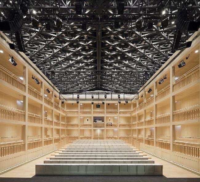 Teatr szekspirowski (elżbietański) - trochę historii-projekt i realizacja w Gdańsku20