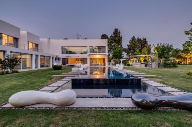 Wille marzeń Ep6z10-nowoczesne rezydencje-Luksusowa willa w Izraelu14