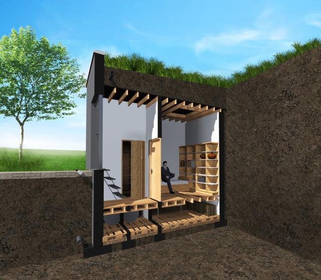 Ziemianka-zbuduj-schron-projekt-kup-wspomoz-instrukcja-budowanie-4