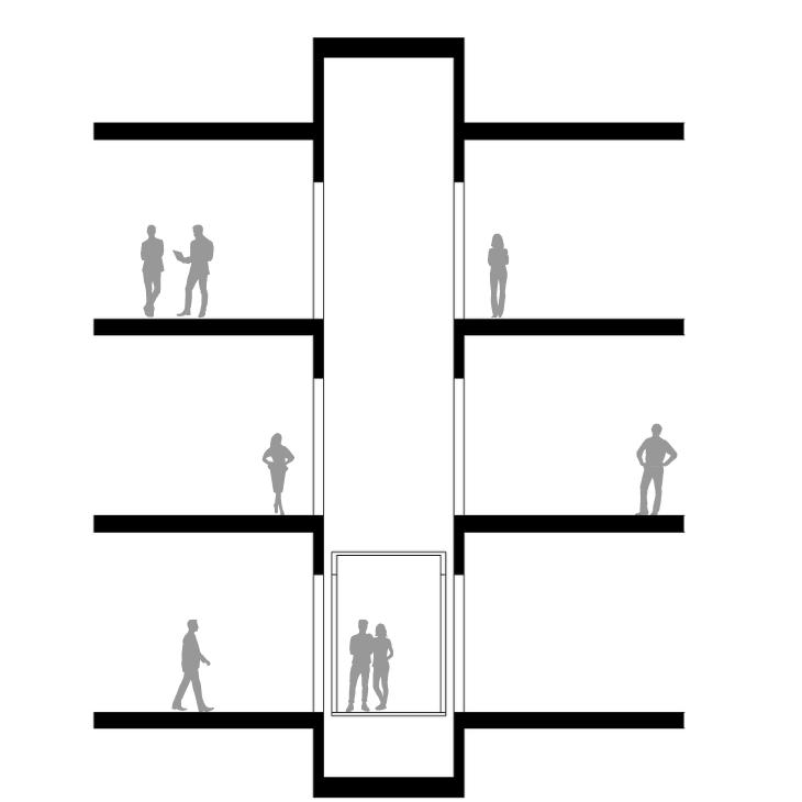 winda - mały budynek usługowy wielofunkcyjny