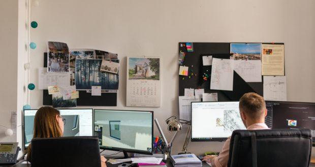 architekt na odległość