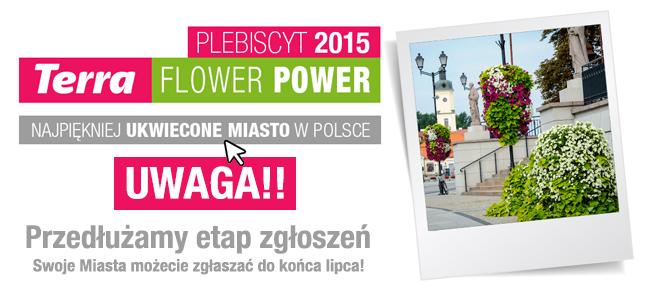 logo zmiana terminu- grafika plebiscyt Terra Flower Power 2015 (1)