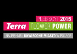 logo plebiscyt Terra Flower Power 2015 2