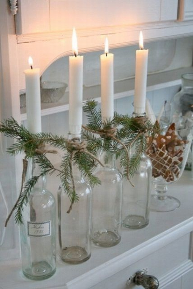 Dekoracje świąteczne - 15 najprostszych pomysłów świątecznych dekoracji 111