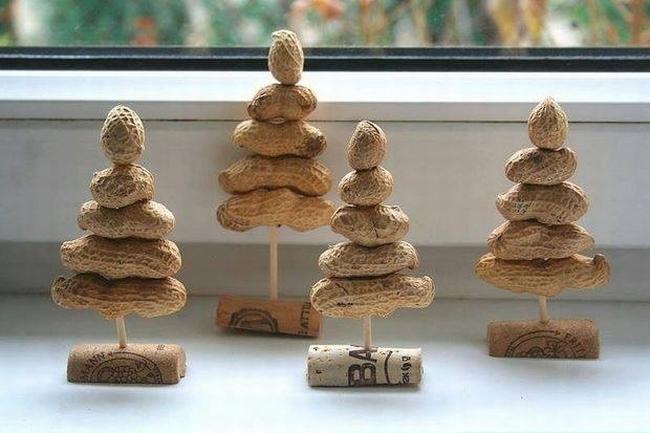 Dekoracje świąteczne - 15 najprostszych pomysłów świątecznych dekoracji 13