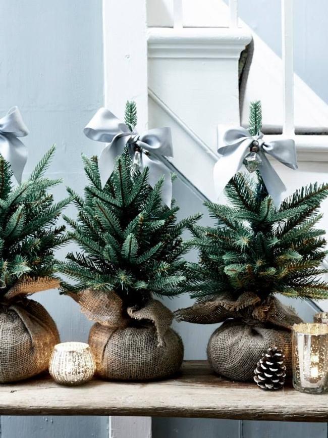 Dekoracje świąteczne - 15 najprostszych pomysłów świątecznych dekoracji 153