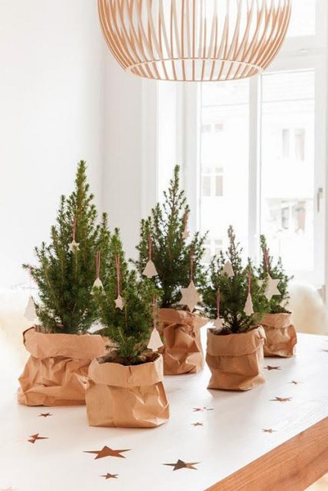 Dekoracje świąteczne - 15 najprostszych pomysłów świątecznych dekoracji 167