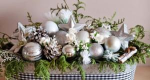 Dekoracje świąteczne - 15 najprostszych pomysłów świątecznych dekoracji 27