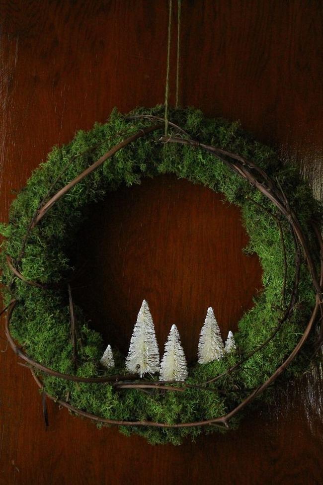 Dekoracje świąteczne - 15 najprostszych pomysłów świątecznych dekoracji 41