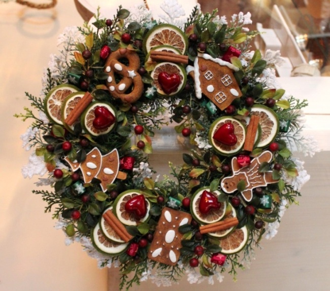 Dekoracje świąteczne - 15 najprostszych pomysłów świątecznych dekoracji 42