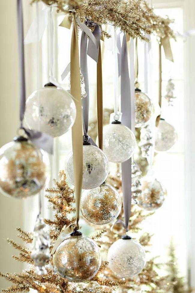 Dekoracje świąteczne - 15 najprostszych pomysłów świątecznych dekoracji 55