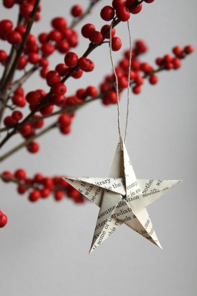 Dekoracje świąteczne - 15 najprostszych pomysłów świątecznych dekoracji 69