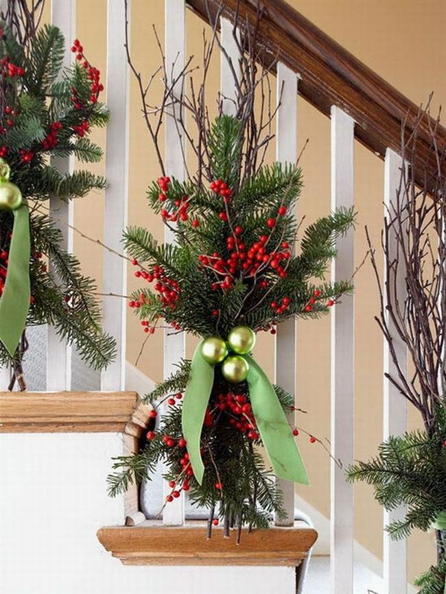 Dekoracje świąteczne - 15 najprostszych pomysłów świątecznych dekoracji 97
