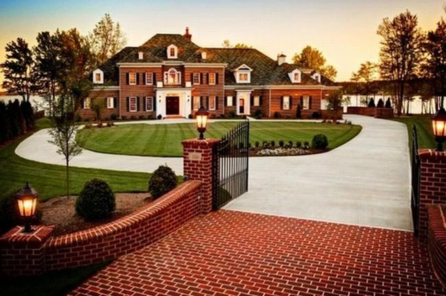 amerykański_podjazd_pod_dom_driveway_front_yard_363