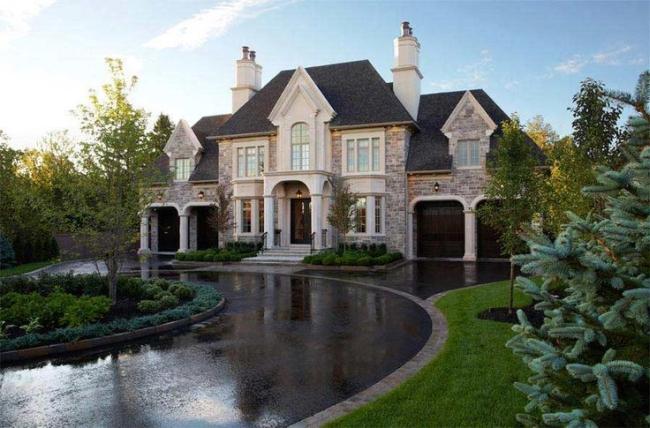 amerykański_podjazd_pod_dom_driveway_front_yard_447