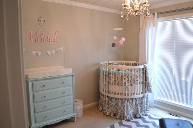 pokój dla niemowlęcia
