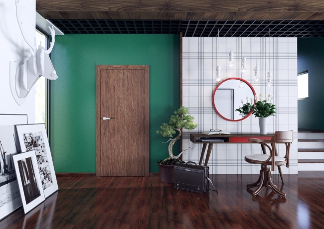 asilo nowoczesne drzwi w domu drzwi wewnętrzne ukryte drzwi 01