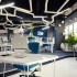 biuro wnętrze biurowe aranżacja biura biuro korporacji inspiracje 07