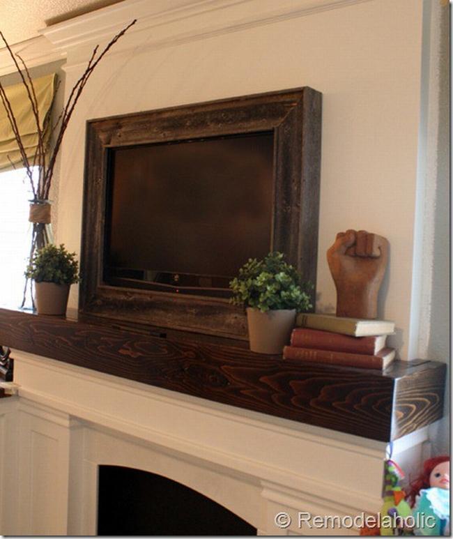 jak ukryć telewizor w salonie ukryty telewizor we wnętrzu w domu inspiracje design pomysły rozwiązania 48