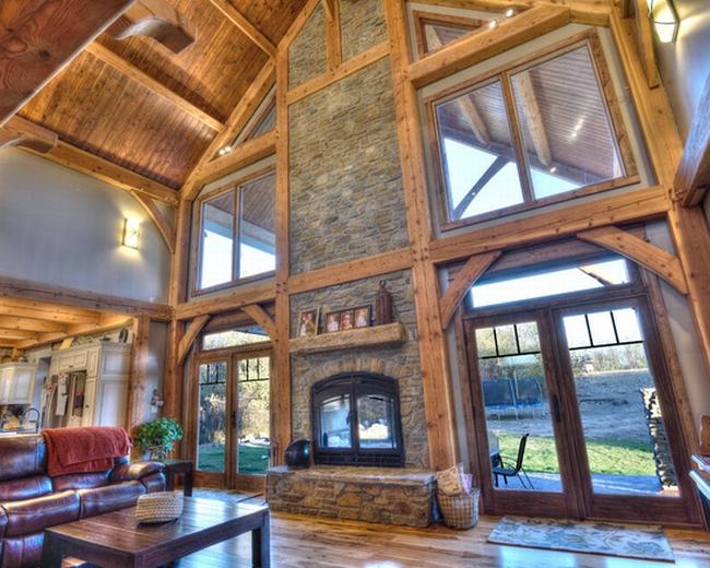 kominek zewnętrzny wewnętrzny zaprojektuj kominek w swoim domu inspiracje kominek 2w1 01